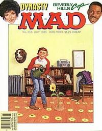 Cover Thumbnail for Mad (EC, 1952 series) #256