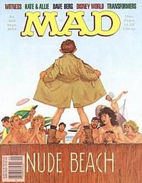 Cover Thumbnail for MAD (EC, 1952 series) #257