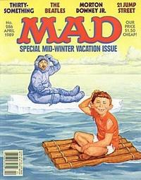 Cover Thumbnail for MAD (EC, 1952 series) #286
