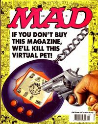 Cover for Mad (1952 series) #362