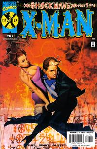 Cover Thumbnail for X-Man (Marvel, 1995 series) #67