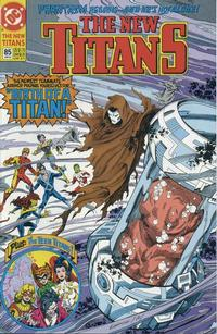 Cover Thumbnail for The New Titans (DC, 1988 series) #85