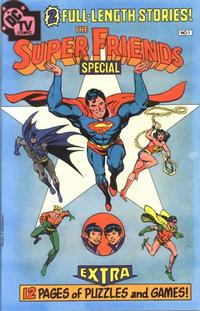 Cover Thumbnail for Super Friends Special (DC, 1981 series) #1