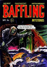 Cover Thumbnail for Baffling Mysteries (Ace Magazines, 1951 series) #10