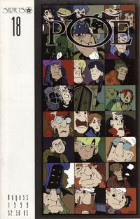 Cover Thumbnail for Poe (SIRIUS Entertainment, 1997 series) #18