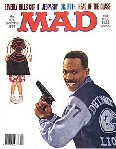 Cover for MAD (EC, 1952 series) #275