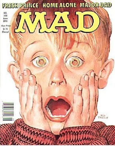 Cover for Mad (1952 series) #303