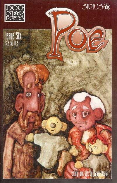 Cover for Poe (SIRIUS Entertainment, 1997 series) #6