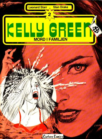 Cover for Kelly Greens ventyr (1983 series) #2