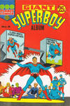 Cover for Giant Superboy Album (K. G. Murray, 1965 series) #9