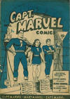 Cover for Captain Marvel Comics (Anglo-American Publishing Company Limited, 1942 series) #v2#4