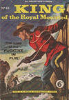 Cover for King of the Royal Mounted (World Distributors, 1953 series) #22