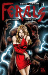 Cover for Ferals (Avatar Press, 2012 series) #1 [C2E2 Exclusive Variant by Gabriel Andrade]