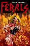 Cover for Ferals (Avatar Press, 2012 series) #1 [Calgary Expo 2012 Exclusive Variant by Gabriel Andrade]