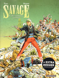 Cover Thumbnail for Savage (Casterman, 2013 series) #1 - De verdoemden van Oaxaca