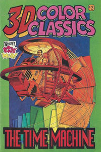 Cover Thumbnail for 3-D Color Classics (Wendy's Restaurants, 1995 series) #3