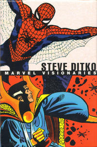 Cover Thumbnail for Marvel Visionaries: Steve Ditko (Marvel, 2005 series) #[nn]