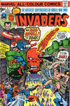 Cover Thumbnail for The Invaders (1975 series) #5 [UK Price Variant]