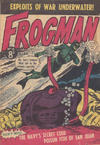 Cover for Frogman (Horwitz, 1953 ? series) #19