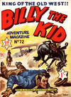 Cover for Billy the Kid Adventure Magazine (World Distributors, 1953 series) #72