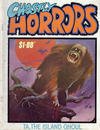 Cover for Ghostly Horrors (Gredown, 1980 ? series)