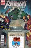 Cover Thumbnail for Avengers Assemble (2012 series) #1 [Mile High Comics Exclusive Variant]