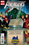 Cover Thumbnail for Avengers Assemble (2012 series) #1 [Midtown Comics Exclusive Variant]