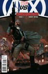 Cover for AVX: Consequences (Marvel, 2012 series) #5 [Variant Cover by Jorge Molina]