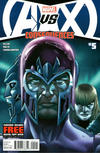 Cover for AVX: Consequences (Marvel, 2012 series) #5