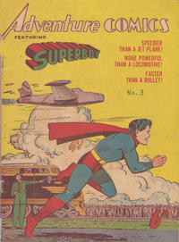 Cover Thumbnail for Adventure Comics Featuring Superboy (K. G. Murray, 1949 ? series) #3