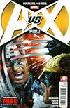 Cover Thumbnail for Avengers vs. X-Men (2012 series) #3 [4th Printing Variant]