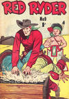 Cover for Red Ryder Comics (Yaffa / Page, 1960 ? series) #9