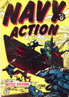 Cover for Navy Action (Horwitz, 1954 ? series) #3