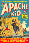 Cover for Apache Kid (Superior Publishers Limited, 1951 series) #5