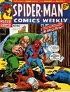 Cover for Spider-Man Comics Weekly (Marvel UK, 1973 series) #60
