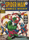 Cover for Spider-Man Comics Weekly (Marvel UK, 1973 series) #76