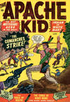 Cover for Apache Kid (Superior Publishers Limited, 1951 series) #53 [1]
