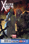 Cover for All-New X-Men (Marvel, 2013 series) #9 [2nd Printing]