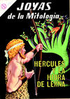 Cover for Joyas De La Mitología (Editorial Novaro, 1962 series) #15
