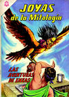Cover for Joyas De La Mitología (Editorial Novaro, 1962 series) #28