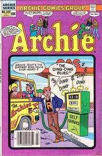 Cover Thumbnail for Archie (Archie, 1959 series) #322