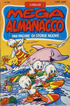 Cover for Mega Almanacco (The Walt Disney Company Italia, 1988 series) #391