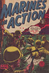 Cover for Marines in Action (Horwitz, 1953 series) #4