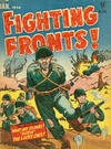 Cover for Fighting Fronts! (Magazine Management, 195