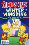 Cover for The Simpsons Winter Wingding (Bongo, 2006 series) #8