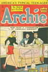 Cover for Archie Comics (Bell Features, 1948 series) #31