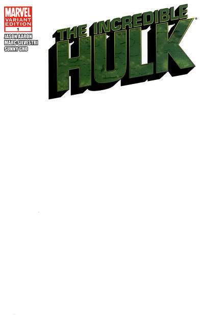 Cover for The Incredible Hulk (Marvel, 2011 series) #1 [Dale Keown Variant]