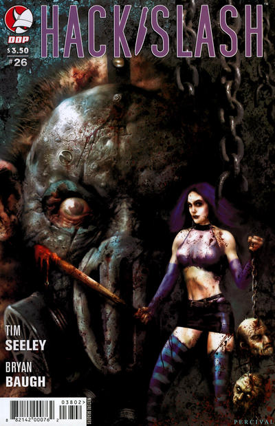 Cover for Hack/Slash: The Series (Devil's Due Publishing, 2007 series) #26