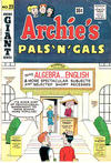 Cover for Archie's Pals 'n' Gals (Archie, 1952 series) #23 [Canadian price variant]