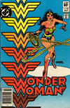 Cover for Wonder Woman (DC, 1942 series) #305 [Newsstand]